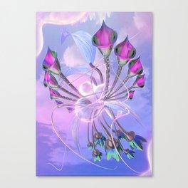 Bota V2 Canvas Print