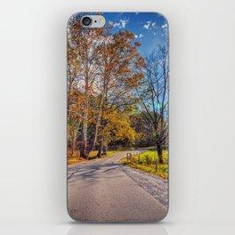 Cades Cove iPhone Skin