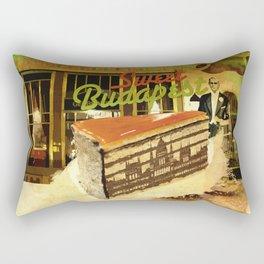 Sweet Budapest – Dobostorta cake at the Gerbeaud Rectangular Pillow