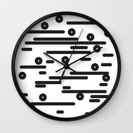 Rollin Wall Clock