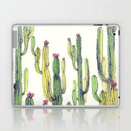 vertical cactus Laptop & iPad Skin