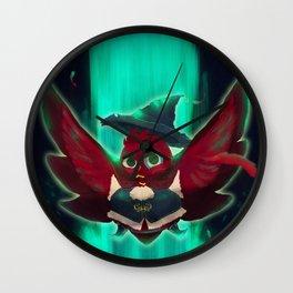 bird bard Wall Clock