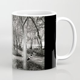 Bryant Park, NY 1995 Coffee Mug