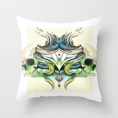 therapy 2 Throw Pillow