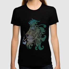 Smoking Lion T-shirt