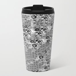 Flowers and Textiles Travel Mug