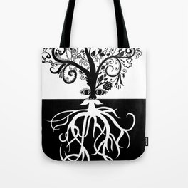 Tree Beard - Bethany Walrond Tote Bag