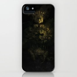 They Rule Kindly iPhone Case