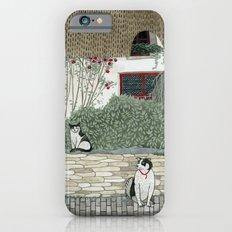 Red Door Cottage iPhone 6s Slim Case