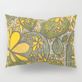 Bloom Where You Are Planted (Grow Free Series) Pillow Sham