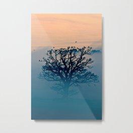 Fog 2 Metal Print