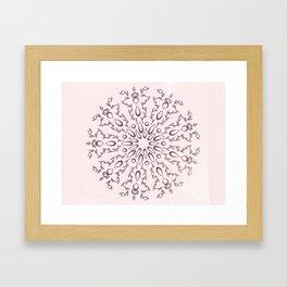 cherri Framed Art Print
