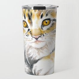 Maine Coon Kitty Travel Mug