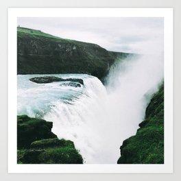 Dettifoss, Iceland Art Print