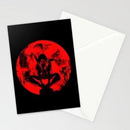 Ninja Monk Stationery Cards
