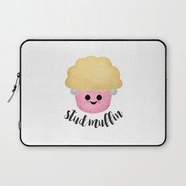 Stud Muffin - Earrings Laptop Sleeve
