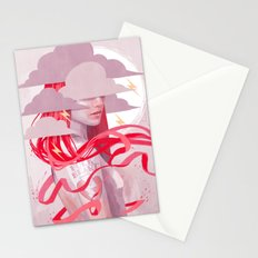 STORM GIRL Stationery Cards