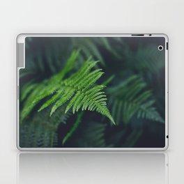 fairy fern Laptop & iPad Skin