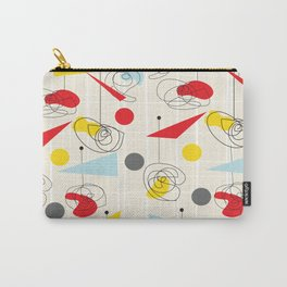Mid Century Modern Elements Carry-All Pouch
