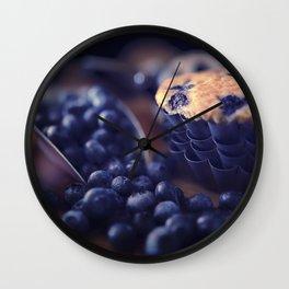 Muffin Mania Wall Clock