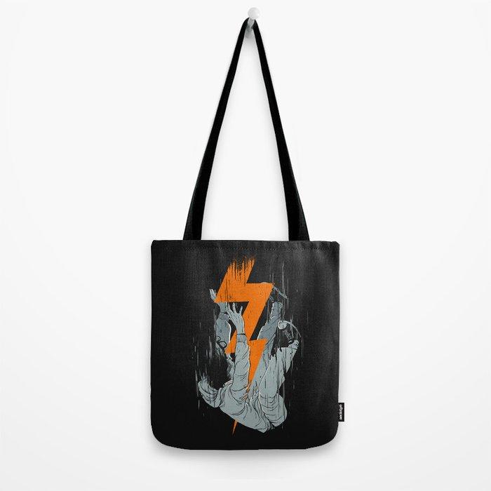 Fall Effect Tote Bag