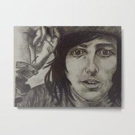 Kellin Quinn Metal Print