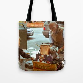 Compassion in the City Tote Bag