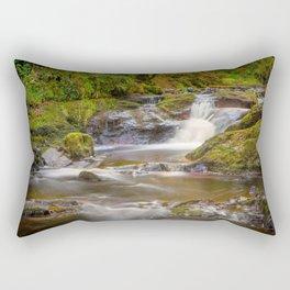 Glenariff Falls Rectangular Pillow