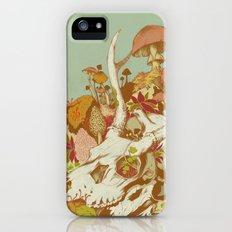 skulls in spring iPhone (5, 5s) Slim Case