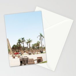 Temple of Luxor, no. 24 Stationery Cards