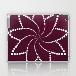 Zen Floral Mandala Laptop & iPad Skin