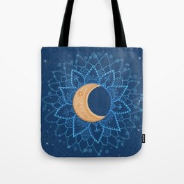 moon shine Tote Bag
