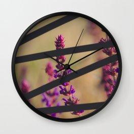deliberate Wall Clock