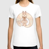 mom T-shirts featuring Mom by Berneri