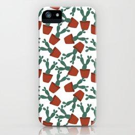 Cactus No. 1 iPhone Case