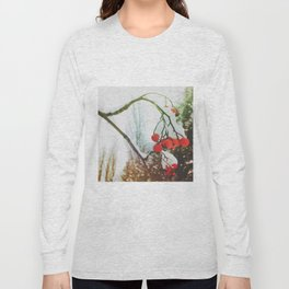 in winter Long Sleeve T-shirt
