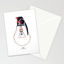 Idea Bomb (2) Stationery Cards