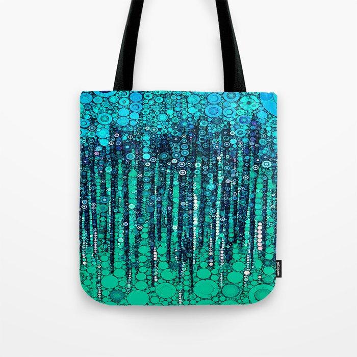:: Blue Ocean Floor :: Tote Bag