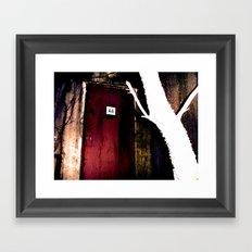 the uninvited II Framed Art Print