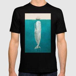 The Whale - Full Length - Option T-shirt