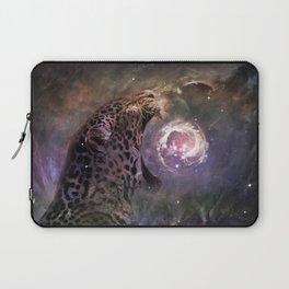 Jaguar Nebula Laptop Sleeve