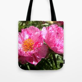 Flower HH Tote Bag