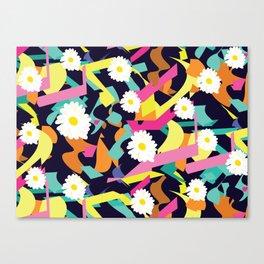 Daisy Expo Canvas Print