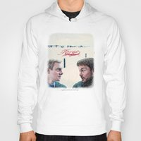 fargo Hoodies featuring Fargo tv serie by Magdalena Almero