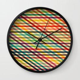 Ovrlap Wall Clock