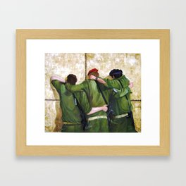 The Believers Framed Art Print