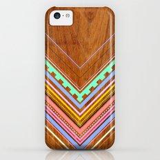 Aztec Arbutus iPhone 5c Slim Case