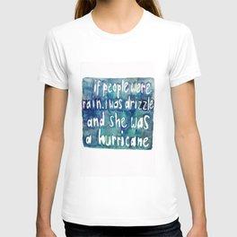 Drizzle / Hurricane T-shirt