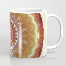 Mandalas from the Heart of Peace 12 Coffee Mug