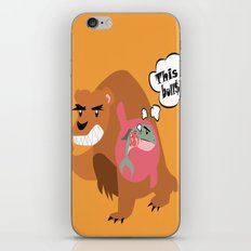 The Food Chain iPhone & iPod Skin